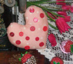 Handmade Valentine Craft and Decorating Ideas and Patterns.