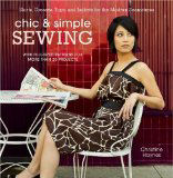 Love to Sew Studio Loves Chic & Simple Sewing book.