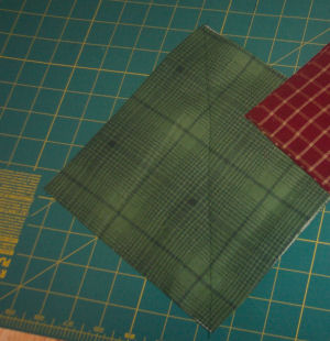 How To Make A Christmas Raggedy Table Runner Sewing For Christmas