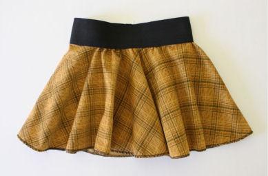 Elastic Band Skirt