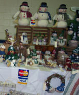 Information on how to sell your handmade crafts and creations at craft shows and home shows.