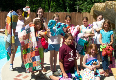 Summer Sewing camps where YOU can make just about anything you can imagine!