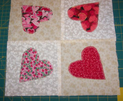 Best quilt affairs of the heart images heart quilt pattern