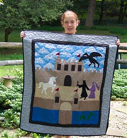 how to make an applique quilt, learn to quilt, learn different ... : quilting applique methods - Adamdwight.com