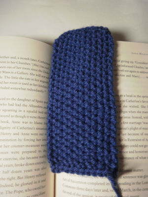 Free Knitting Project How To Knit A Bookmark Easy To Knit Craft