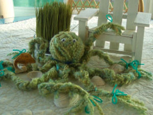 How to Make a Yarn Octopus Under the Sea Creature Craft for Kids