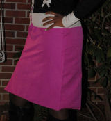 Sewing skirts information page, how to sew a skirt, simple skirt tutorials, DIY patterns for making skirts.