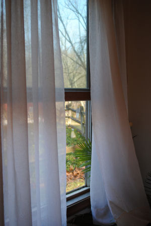 Sheer Curtains Are Unlined Curtains Usually Made Of Sheer Or Semi Sheer  Fabric Which Is