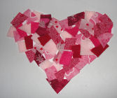 Valentine's Day paper craft and card ideas.