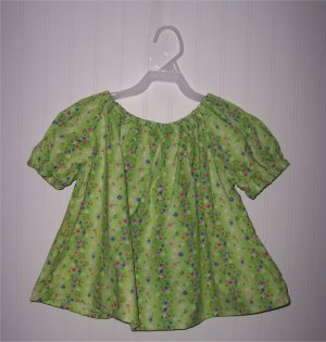 Peasant Blouse Pattern Baby 30