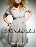 "Love to Sew Studio Loves ""Twinkle Sews"" book."